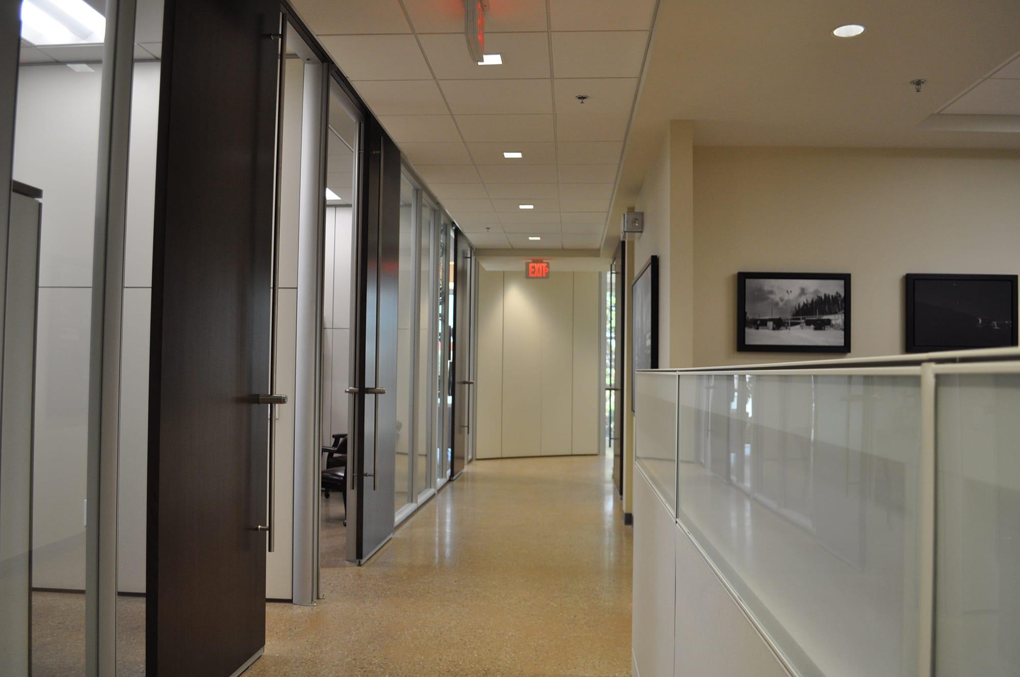 Chris Page and Associates interior