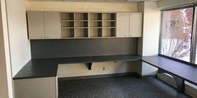 CapitalCare Dickinsfield interior office