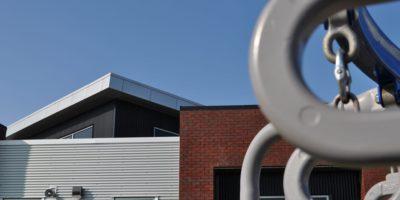 Clairmont Community School and Wellington Resource Centre exterior
