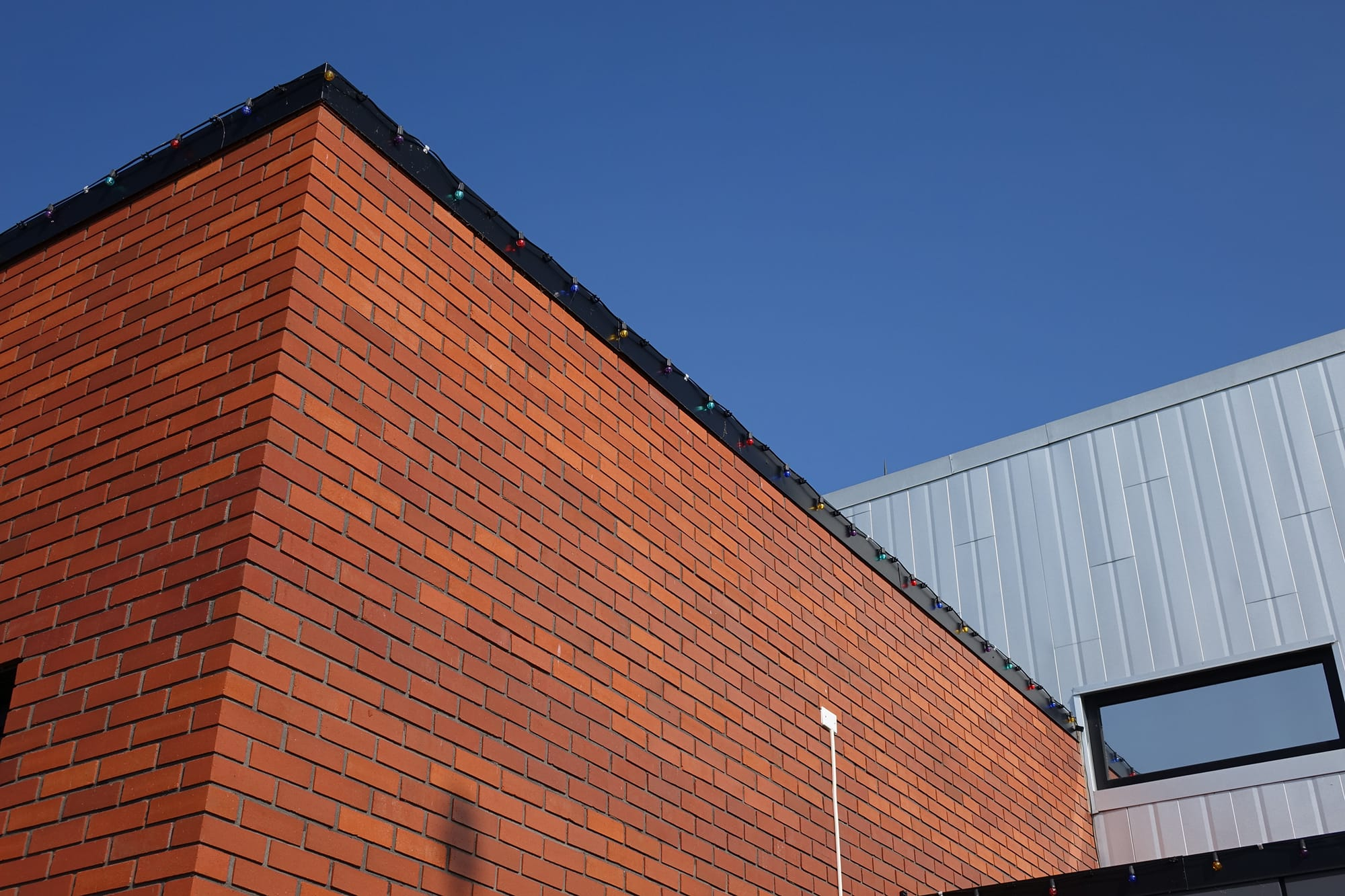 Clairmont Fire Station No14 brick