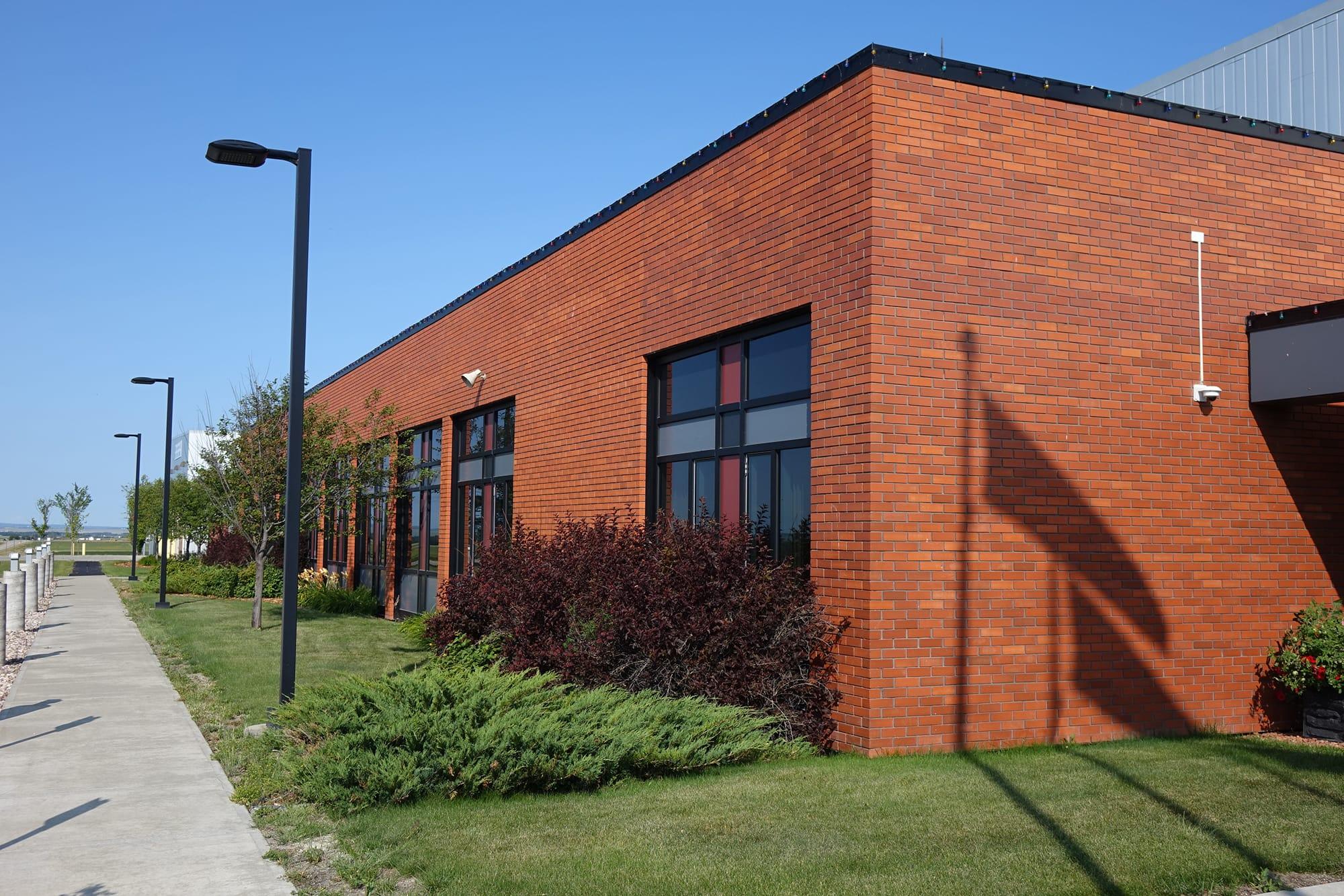 Clairmont Fire Station No14 exterior