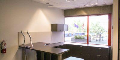 Edmonton Public School Board office interior