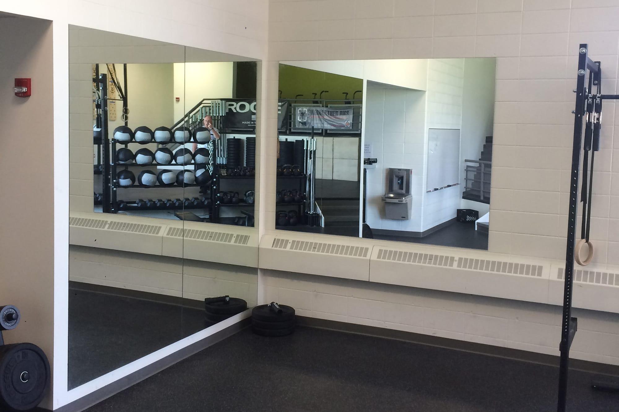 Foothills Composite High School interior