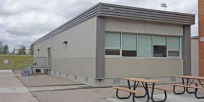 Foothills Composite High School exterior