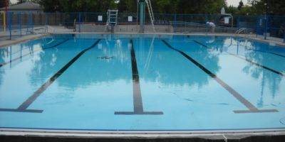 Fred Broadstock Outdoor Pool