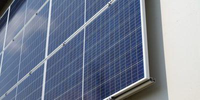 Glenmary School solar panels