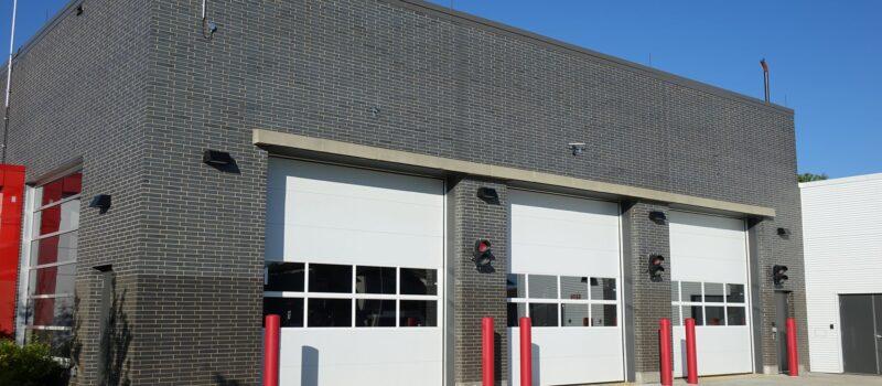 Pilot Sound Fire Station bays