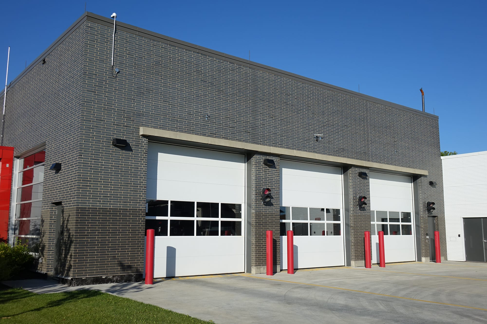 Pilot Sound Fire Station bays
