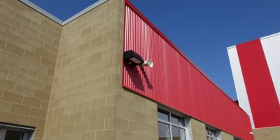Robert W Zahara Public School exterior