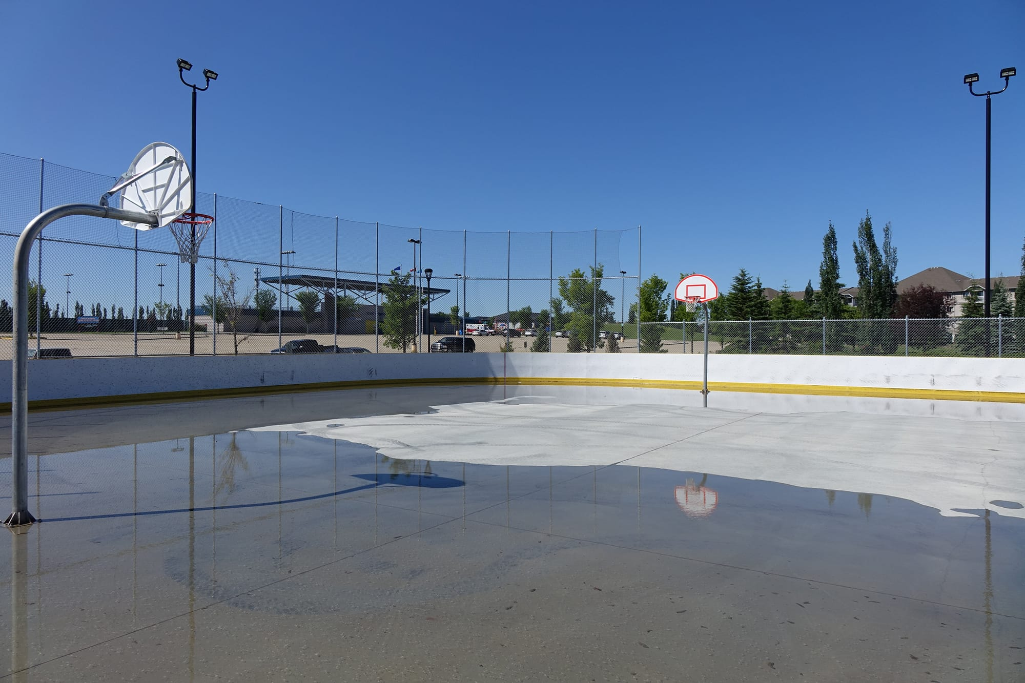 Tri Leisure Centre Outdoor Arena