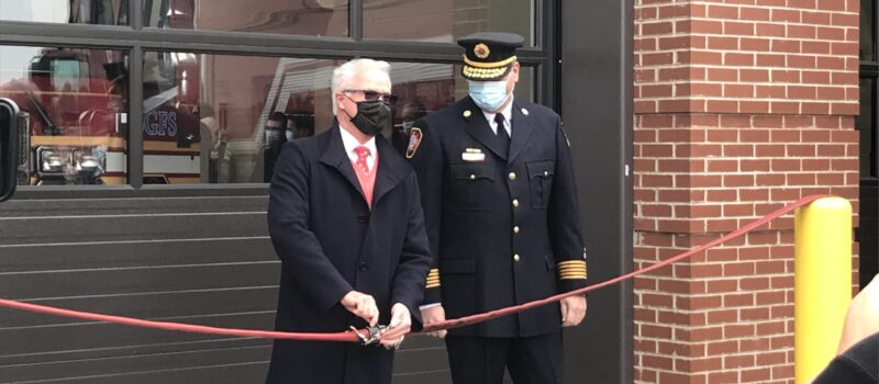 Spruce Grove Protective Services Building Grand Opening