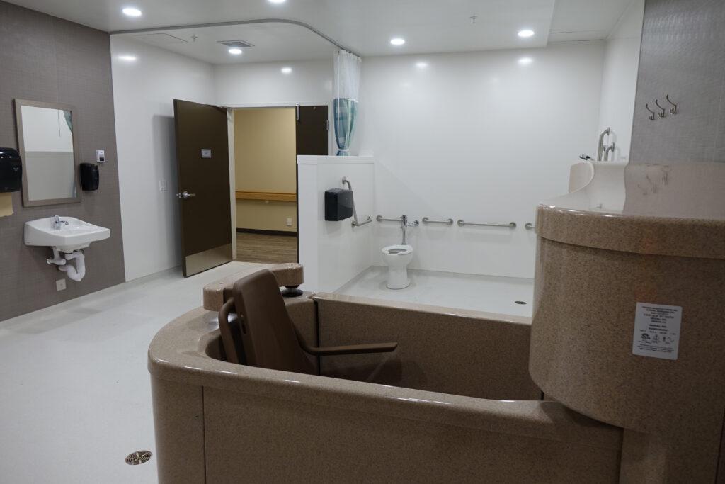 Hillcrest Seniors Lodge Assisted Bath