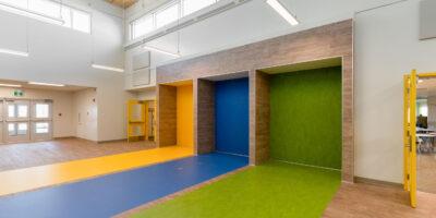 St Kateri Tekakwitha Academy interior