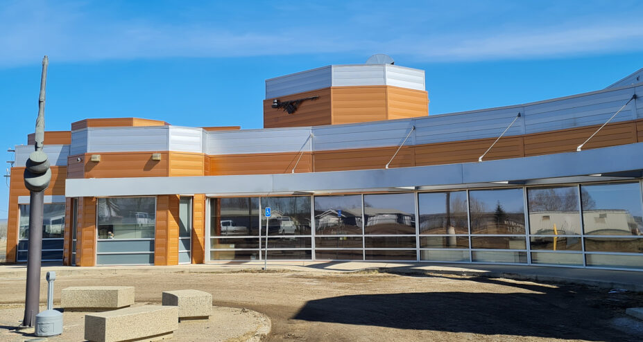 Sturgeon Lake Health Centre exterior