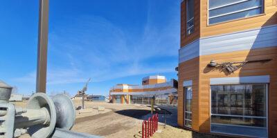 Project Sturgeon Lake Health Centre JEN COL