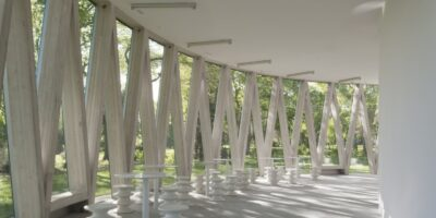 Borden Park Pavilion Interior