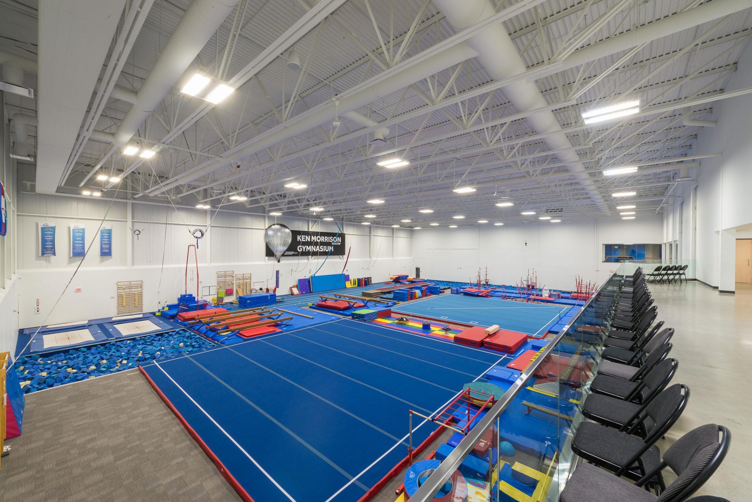 Border Paving Athletic Centre Spruce Grove Alberta